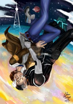 Shance: Falling For You by SexyRoxasUke