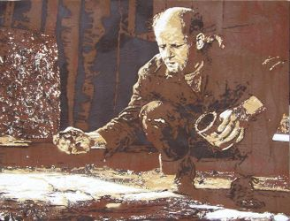 WTF Does Jackson Pollock... by PattersonArt