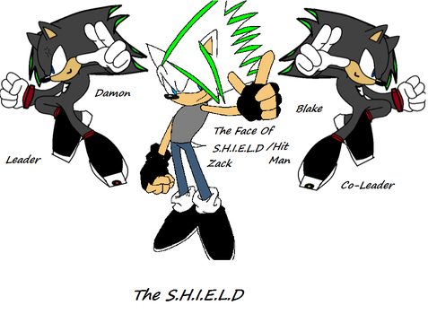 The S.H.I.E.L.D. The Hounds of Justice by ZzSammyP94zZ