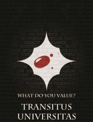 Transitus Universitas poster by NordRonnoc