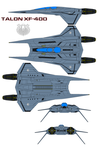 Talon2 Xf-400 BSG Marked by bagera3005