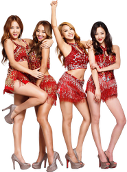 Sistar Render PNG by classicluv