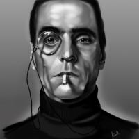 Jeremy Irons by lianit