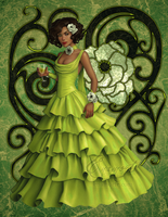 Madame Chartreuse by Enamorte