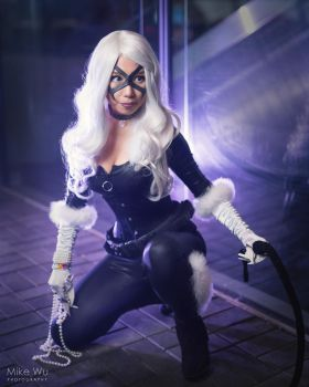 Black Cat (Marvel) by JenileeCosplay
