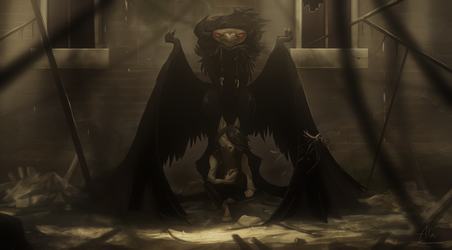 [EF] the Fallen Prince, the Rising Pauper by Jetera
