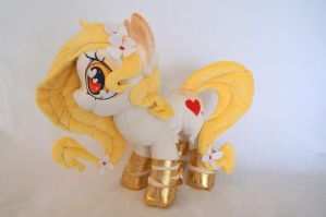 OC Fawn plush by Fafatacle