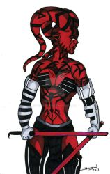 Darth Talon by KevinJ1971