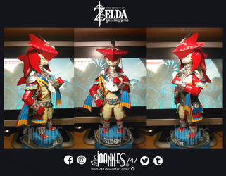 SIDON PAPERCRAFT by frost-747