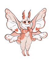moth by luckydiime