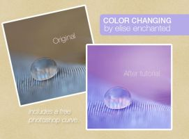 Color changing tutorial by EliseEnchanted