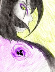 Orochimaru's Heaven Curse Seal by dacningwondernight