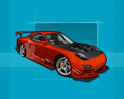 RE Amemiya RX7 by donbenni