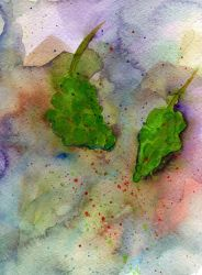 Grapes abstract by rev-Jesse-C