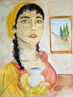 Mary Magdalen by Tricia-Danby
