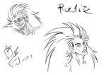 Raditz5 by DarkFalcon-Z