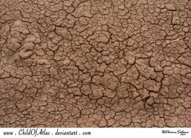 Cracked Dirt Texture - 2 by ElaineSeleneStock