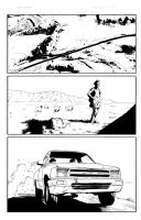 CODE WORD: GERONIMO PAGE 1 INK by aminamat