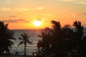 Key West Sunset II by Freckles4815162342