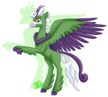 641 Therian Tornadus ADOPTABLE