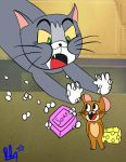 [LSA] Tom and Jerry by LanatheButler11