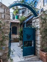 Door in the old town by ShlomitMessica