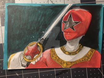 $50 Zeo Red by JeremyTreece