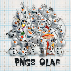 [010115] PNGS OLAF by HunhanStyle