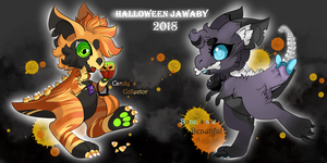 Halloween Jawaby Auction 2018 (OPEN) by R-e-q-u-i-em