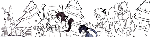 BW Christmas 2018 by Catboy-Trades