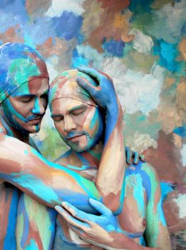 bodypainting by mihepu
