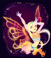 Stella enchantix 01 by AxelStardust