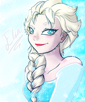 Ice Queen by HaiRezz