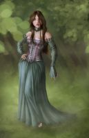 Female NPC by TheRogueSPiDER