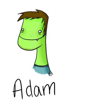 Adam by ohholyfools
