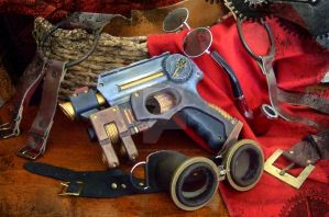 My Steampunk Gadgets. by TracieMacVean