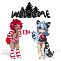 Necrobie Welcome by DorianLover