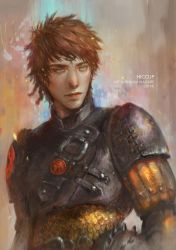 Hiccup by Dopaprime