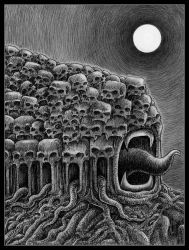 Creeping Chaos by offermoord