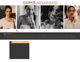 ULTIMATE-ADELAIDEKANE | Ordered Layout by lenkamason