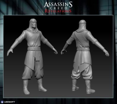 Assassin's Creed Revelations : The Vizier HD by Dipnusurf
