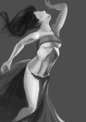 Value study 1 by NullFriction