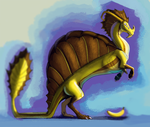 Banana Boom by Galidor-Dragon