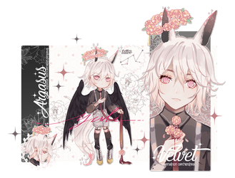 [closed ty] AR:GASUS Velvet Orchestra by Skf-Adopt