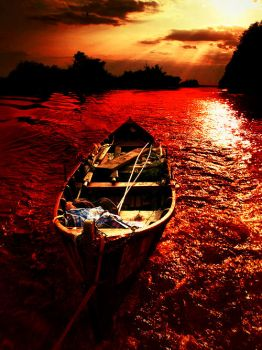 Blood River by sican