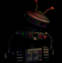 Candy Cadet from Ultimate Custom Night [GIF] by Mayhew06