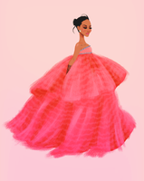 Rihanna in Giambattista Valli by DylanBonner