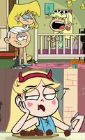 Star's Reaction to Leni by Prentis-65