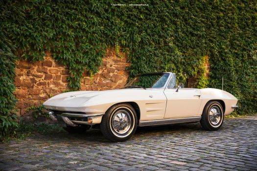 1964 C2 Sting Ray Convertible - Shot 4 by AmericanMuscle