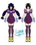Luna Alt Outfit by AlphonseElricsWife